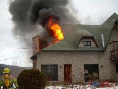 Rc m nage for Assurance incendie maison